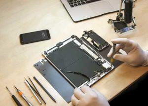 Reparación de Tabletas